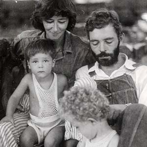 Don West and Family