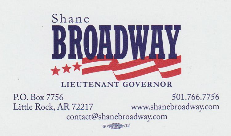 Broadway Card