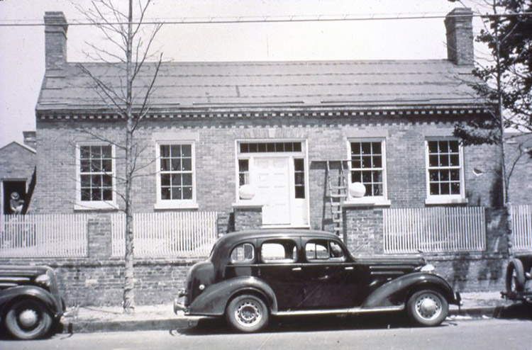 Brownlee House; 1940s