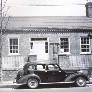 Brownlee House; 1940s