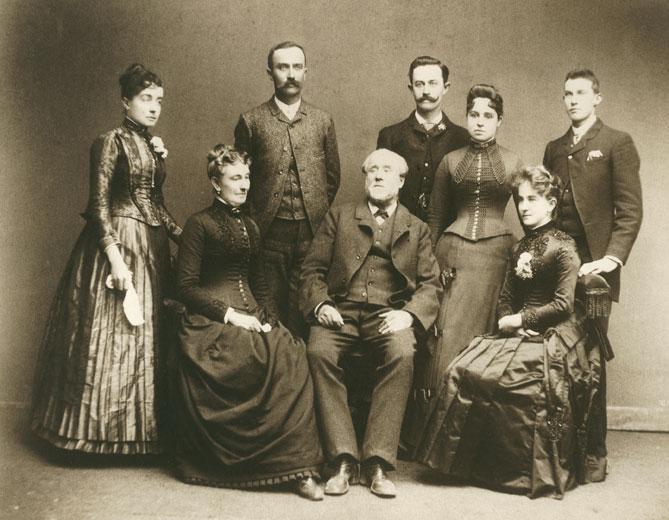 Robert Brownlee Family
