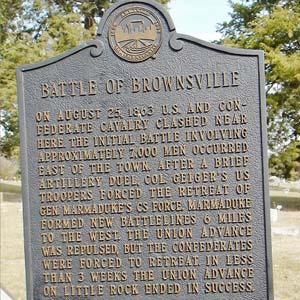Brownsville Skirmish