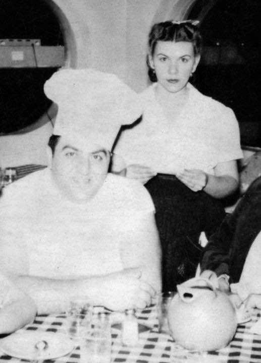 Vincent Bruno & Ernestine Shoults