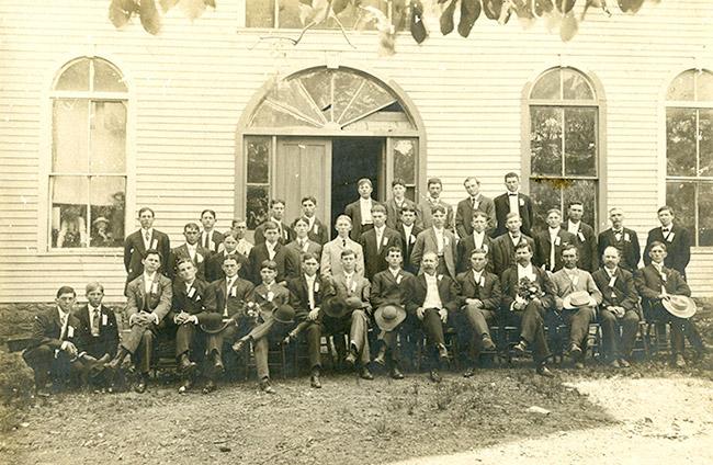 Buckner College Students