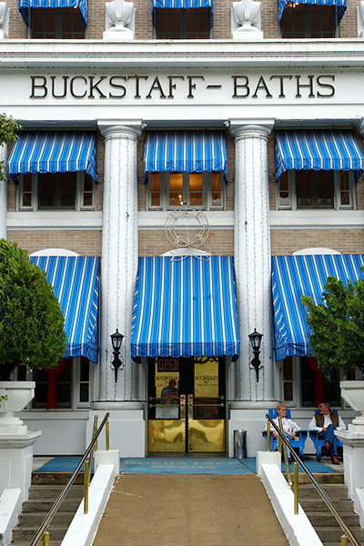 Buckstaff Bathhouse