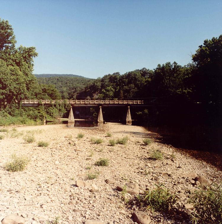Little Buffalo River Bridge