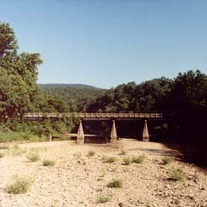 Little Buffalo River Bridge