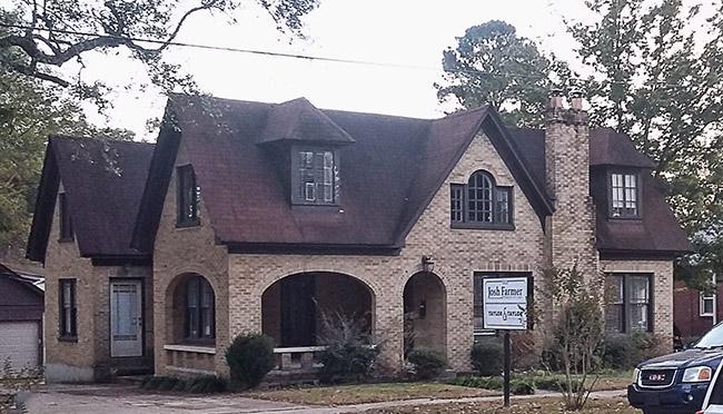 Dr. T. E. Buffington House