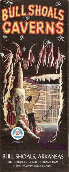 Bull Shoals Caverns Brochure