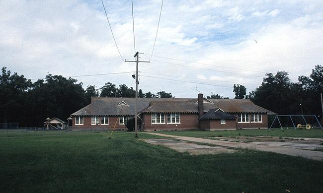 Burdette School Complex Historic District