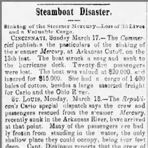 Mercury Disaster