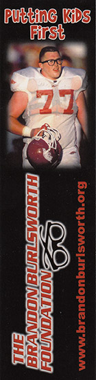 Brandon Burlsworth Ad
