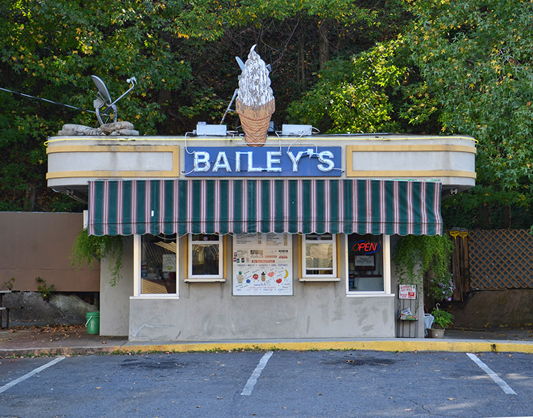 Bailey's Dairy Treat