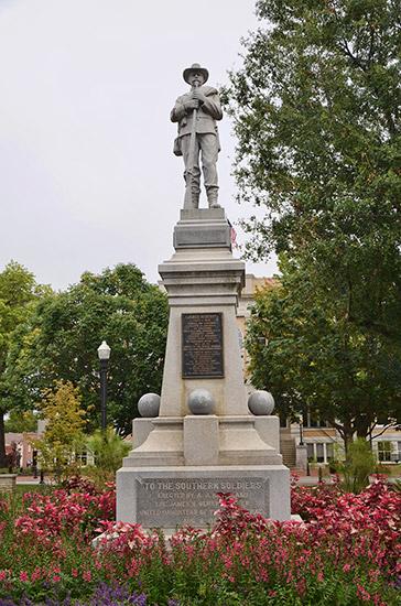 Bentonville Confederate Monument