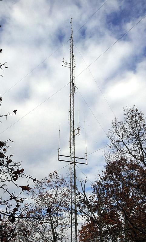 CAREN Tower