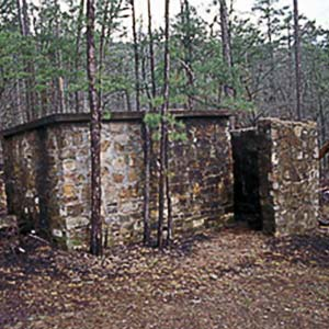 CCC Company 3767 Powder Magazine