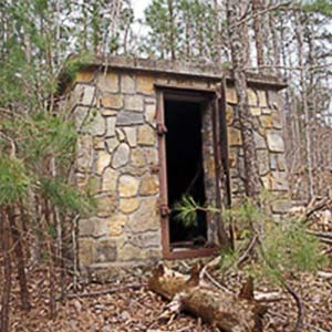 CCC Company 741 Powder Magazine