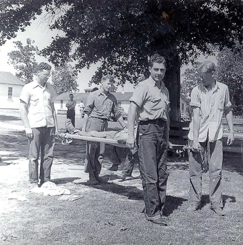 Camp Magnolia