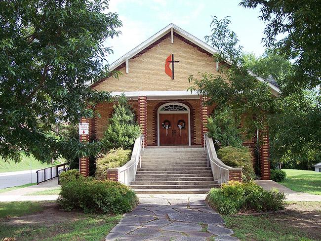 Calico Rock Methodist Episcopal Church