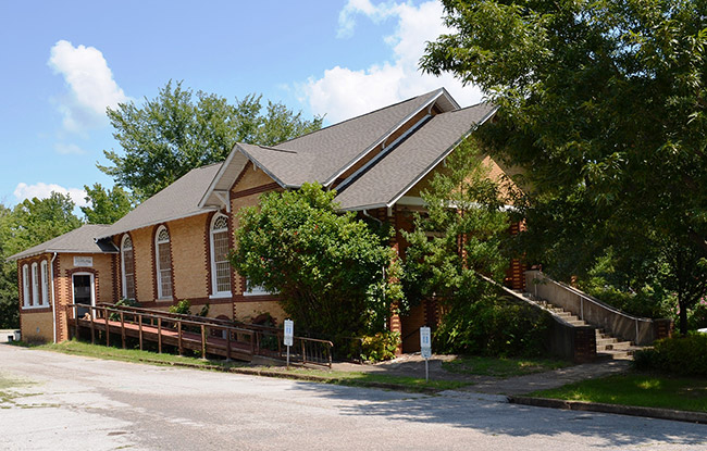 Calico Rock Methodist Episcopal Church