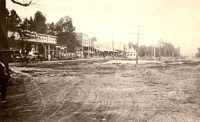 Cabot Street Scene