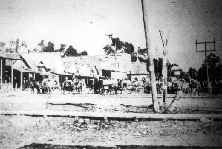 Cabot: Cotton Wagons