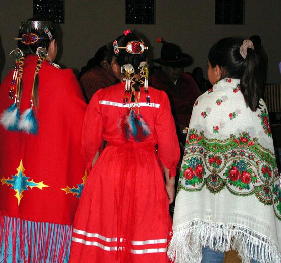 Caddo Dancers
