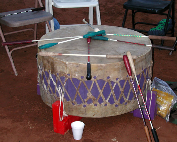 Caddo Drum