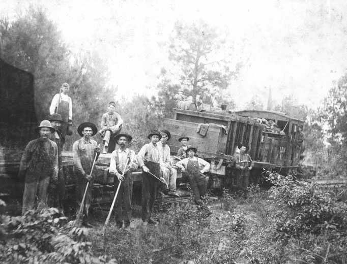 Calhoun County: Loggers