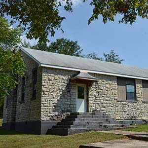 Calico Rock Home Economics Building