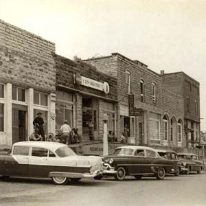 Downtown Calico Rock