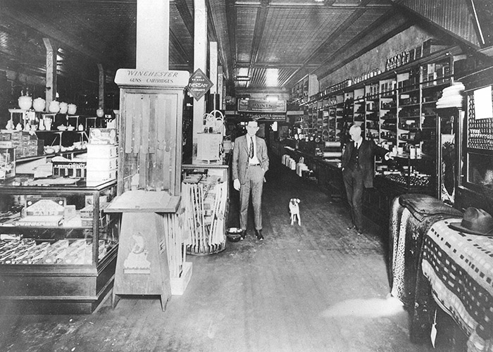 J. H. Morgan & Sons Hardware Company