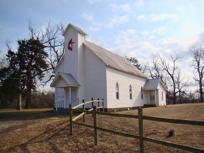 Camp Methodist Church