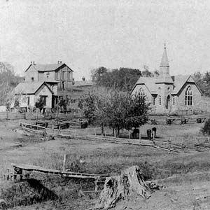 Cane Hill: 1891