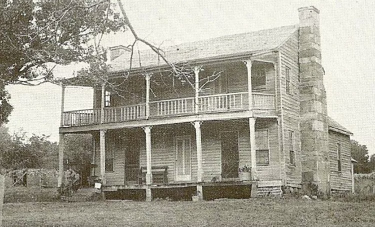 Cane Hill College Dormitory