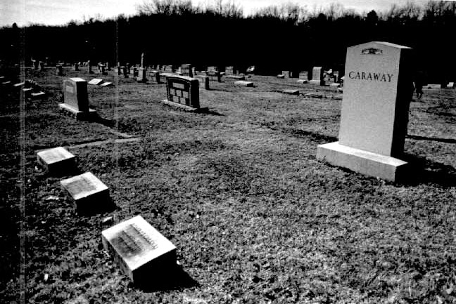 Caraway Gravesite