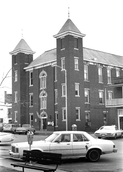 Old Carroll County Courthouse