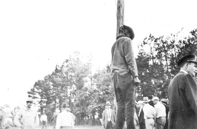 John Carter Lynching
