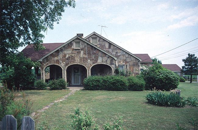 Wilbur and Mary Harrington House