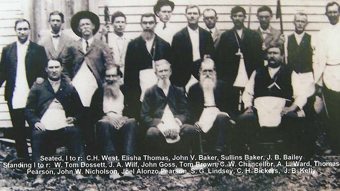 Cedar Grove Masonic Lodge