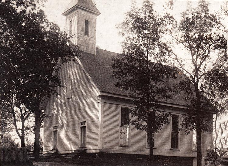Center Point Methodist Church