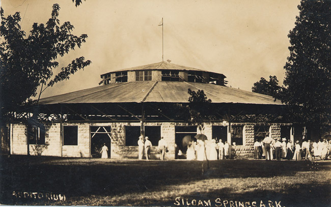 Chautauqua Building