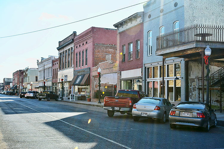 Cherry Street Historic District