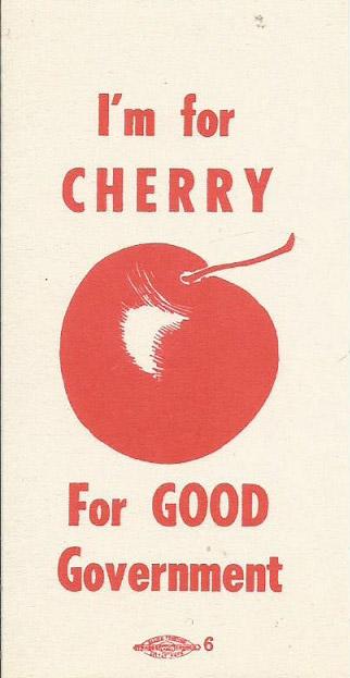 Cherry Ribbon