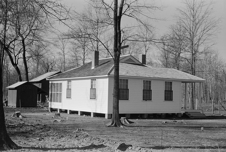 Chicot Farms House