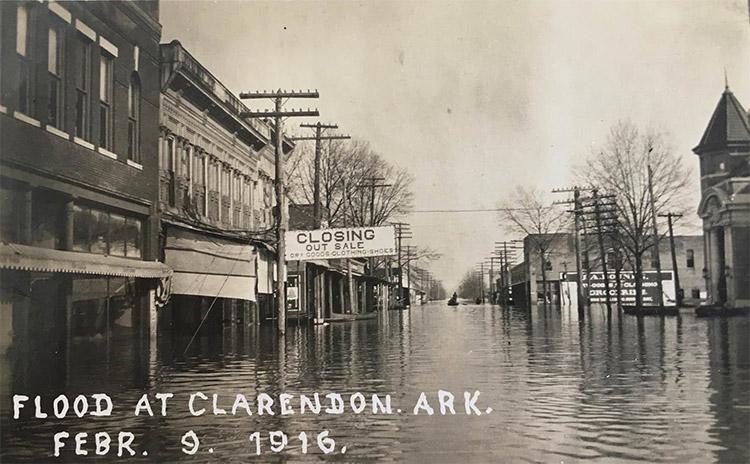Clarendon Flood