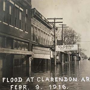 Clarendon Flood
