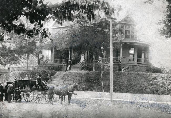 Moses Clark House
