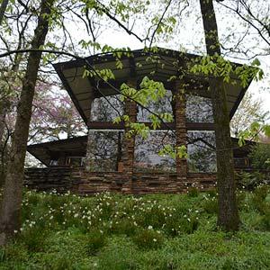 Joe Marsh and Maxine Clark House
