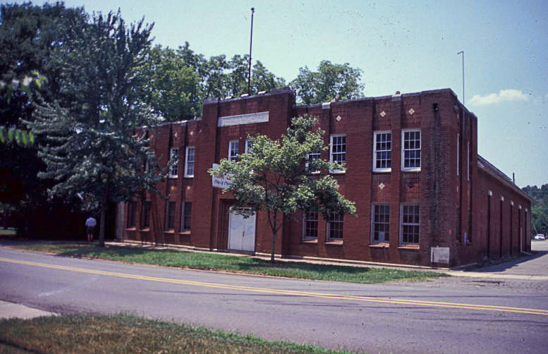 Clarksville National Guard Armory